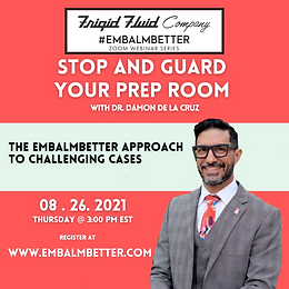 Stop and Guard your Prep Room