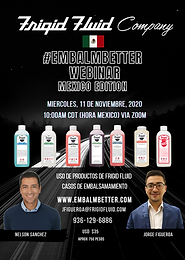 #EMBALMBETTER Webinar Mexico Edition