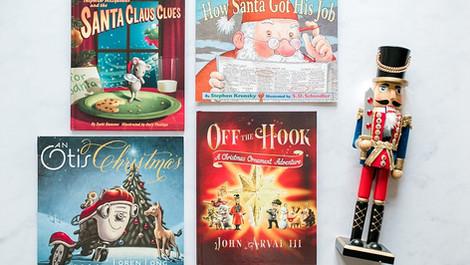 William's Favorite Christmas Books