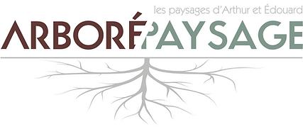 Logo arboré paysage
