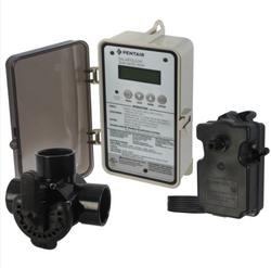 Control automático para sistema de calentamiento