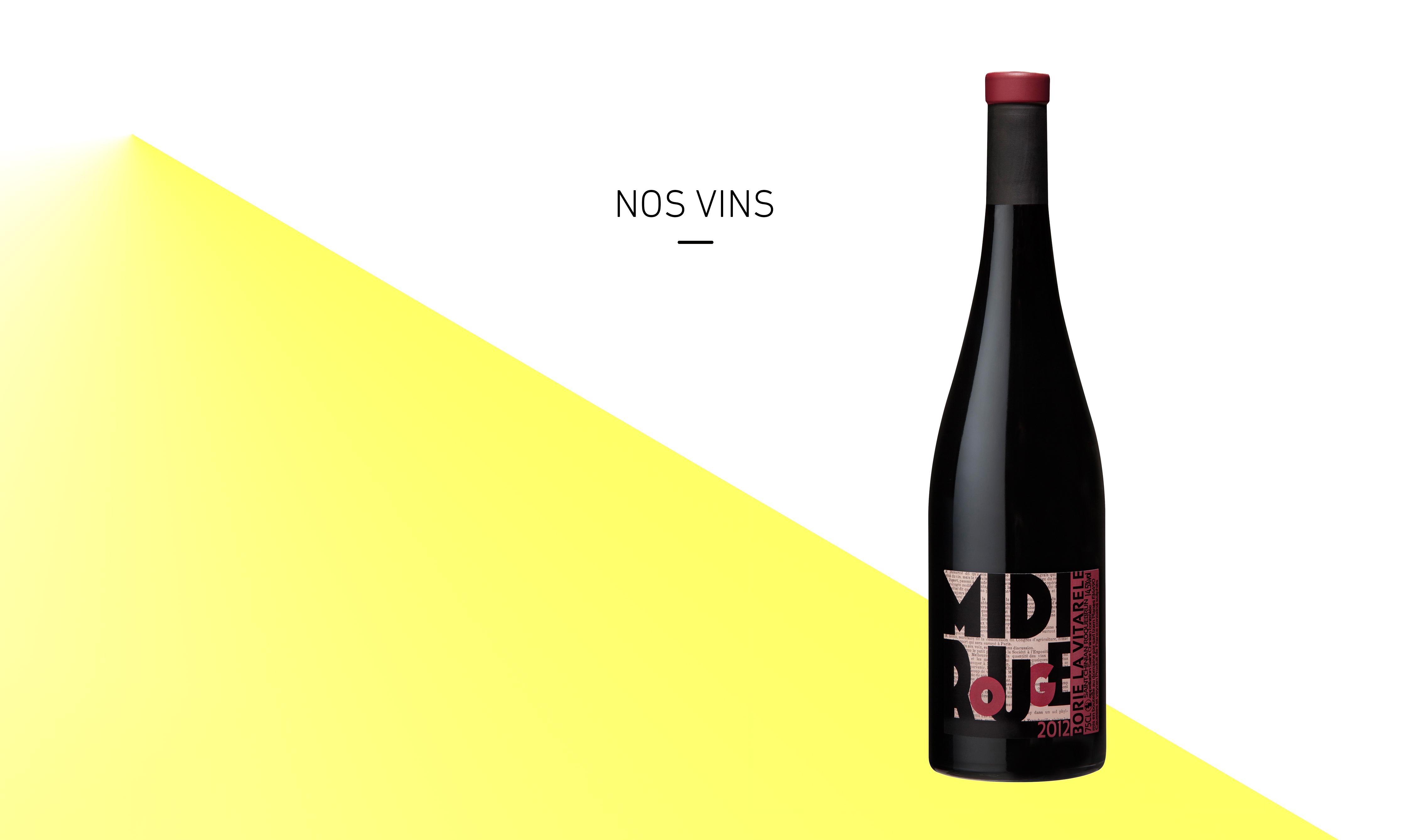 Midi Rouge