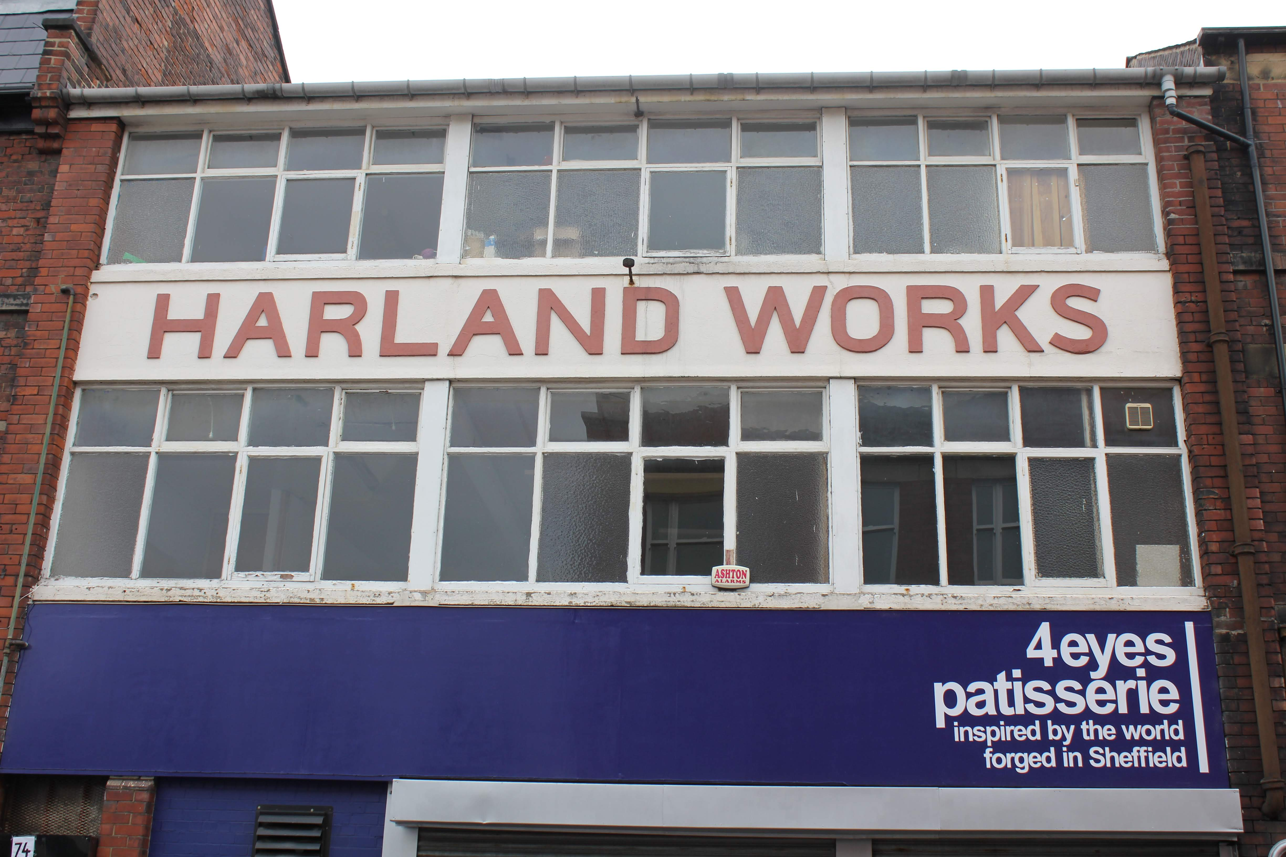 harland works