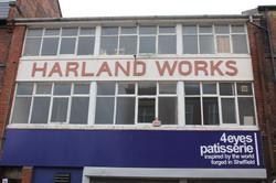 harland works