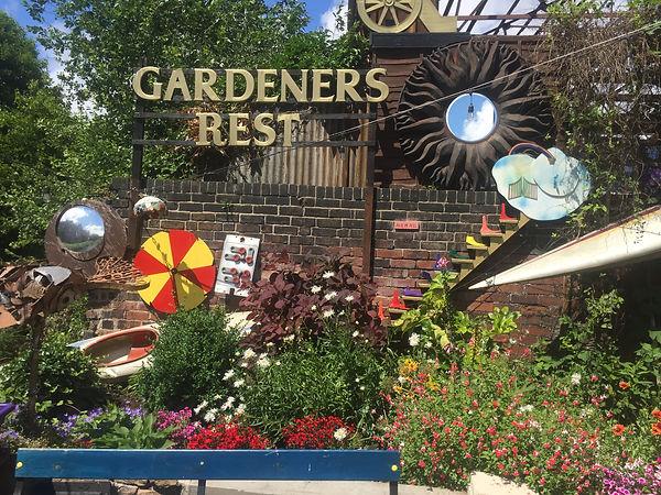 'Hidden Nature' at the Gardeners Rest.JP