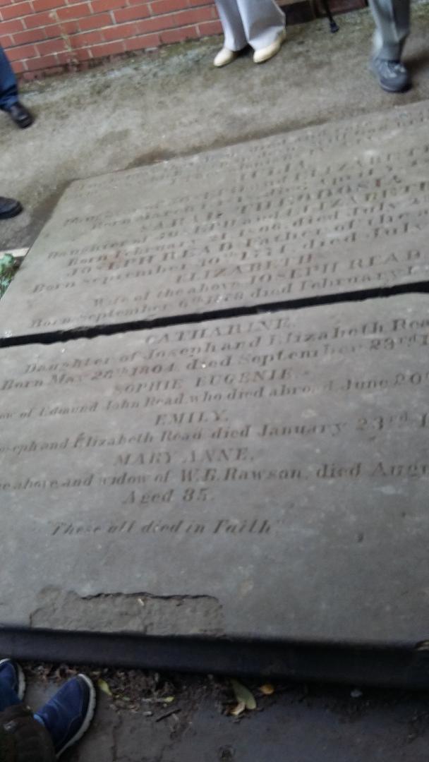 zion mary ann rawson grave