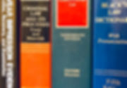 Law books at David A. Cmelik Law PLC