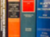 Law books at David A. Cmelik Law PLC