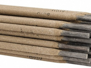 Commonly Sold Welding Rods, Electrodes And Tungsten