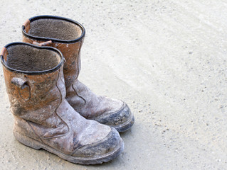 The Importance of Steel Toe Boots In the Workplace - An Up Close and Personal Experience