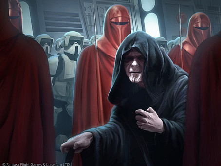 "2 Palpatine Theories- ""Star Wars IX: The Rise of Skywalker"""