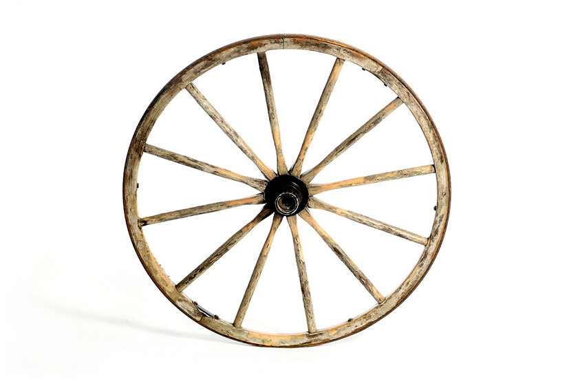 Buggy Wheel  גלגל כרכרה