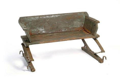 Wagon Bench מושב עגלת משא
