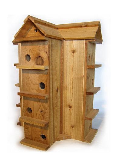 Cedar Bird House שובך
