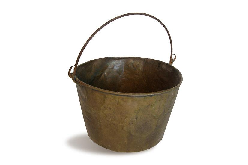 Copper Bucket דלי נחושת