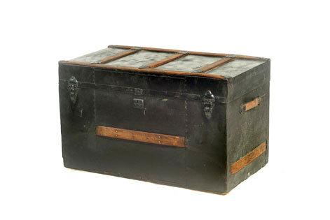 Wooden Box  ארגז עץ