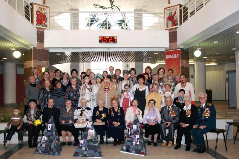 2-я выставка Поколение победителей