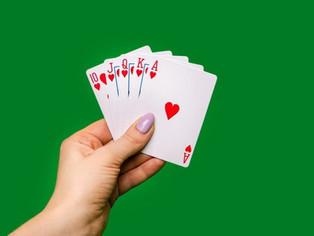 Pokerio kombinacijos - aprašymai ir pavyzdžiai