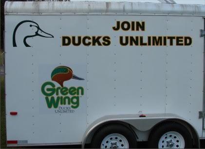 Ducks Trailer