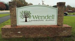 Wendell Landscape