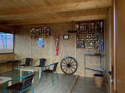 Horse Riding Champion trophies