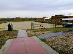 Outdoor Horse riding arena