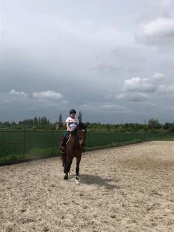 Outdoor Horse riding