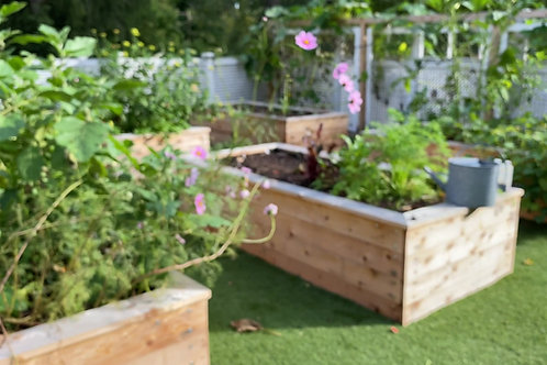Bespoke Garden Plan