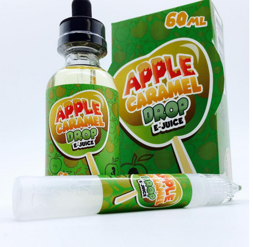 caramel apple drop