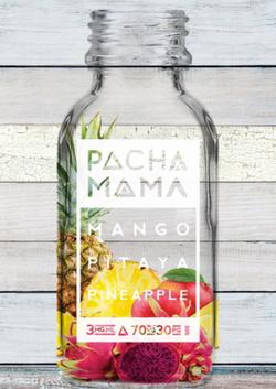 PM Mango Pitaya pineapple