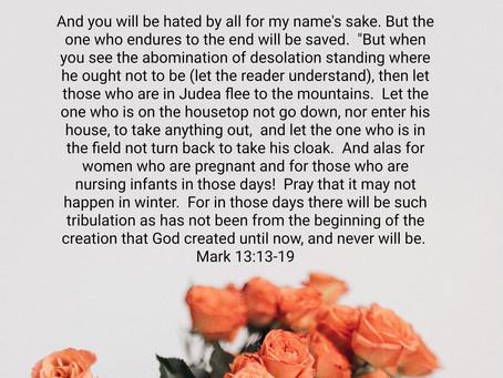 Prayer and Calling