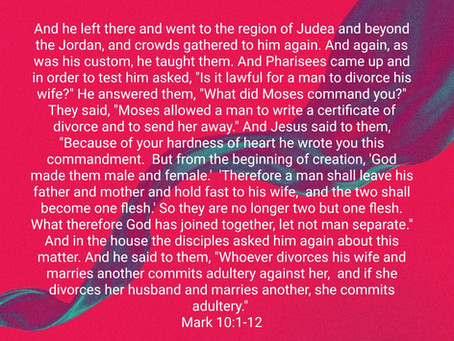 God's Will for Marriage