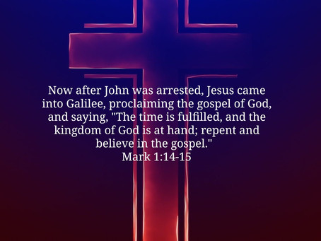 The Preaching of Jesus