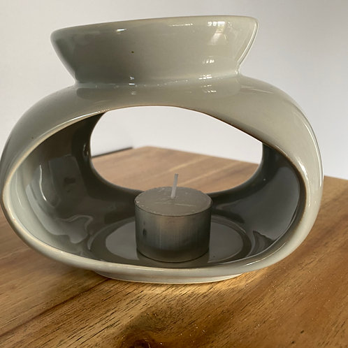 Double Bowl Wax/Oil Burner