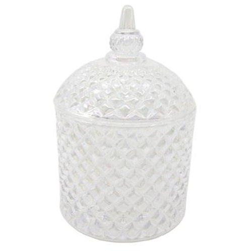 Large Diamond Texture Candle