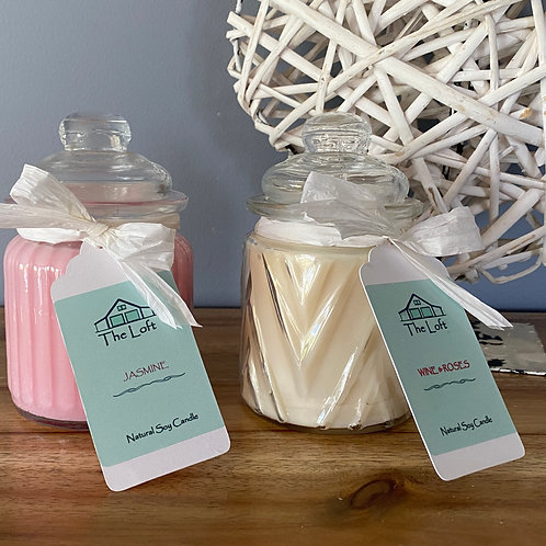 Candy Jar Candle