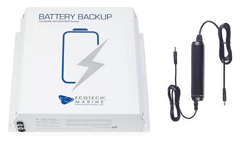 ECOTECH MARINE - PACK Batterie Backup + Booster