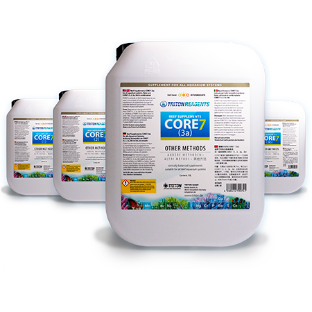 Core7 Reef Supplements SET 5 L