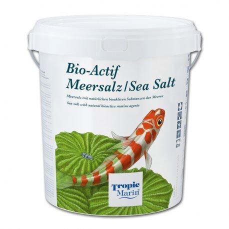TROPIC MARIN Sel de mer Bio-Actif 10 kg