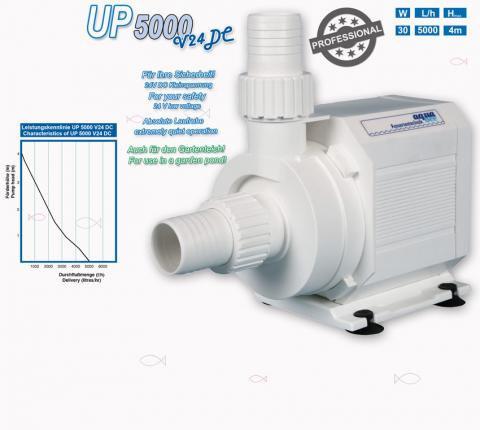 AquaBee 24V UP5,000 l / h sans contrôleur