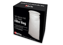 Red Sea filtres micron bag 100 micron en feutre