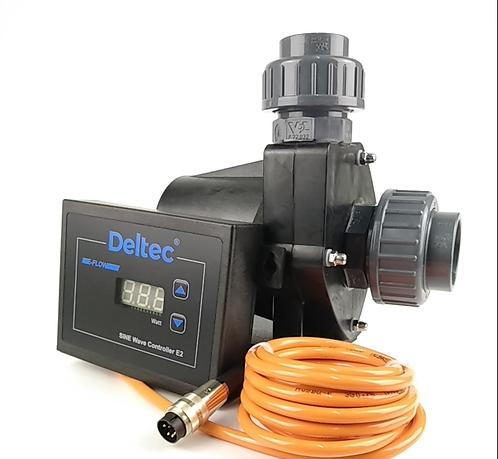 DELTEC E-FLOW 24V 10 : 10'300LT/H, 130W -  hmax: 9m