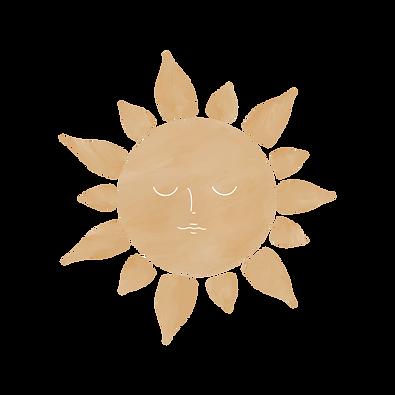 Boho Sun Art Miss Neira Designs
