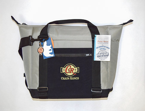 Crain Ranch Polar Bear Ice Chest
