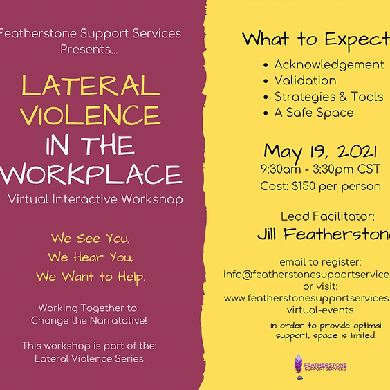 Lateral Violence in the Workplace