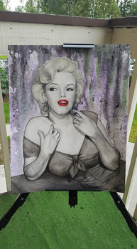 Heather's Marilyn Monroe