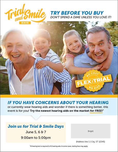 Trial & Smile Newspaper