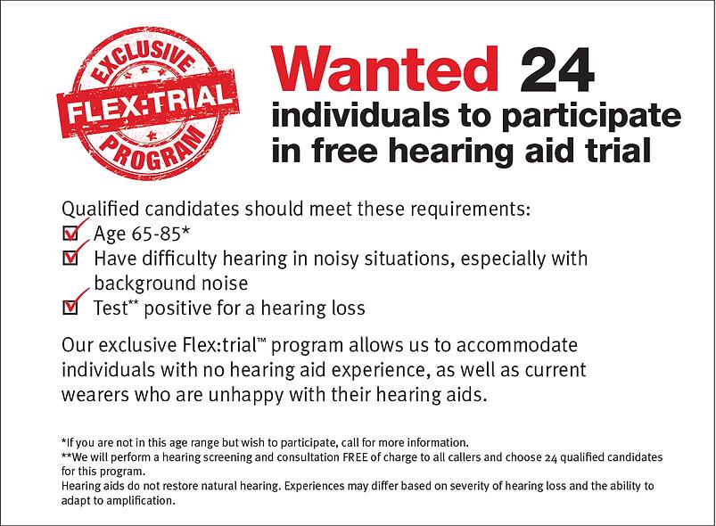 FLEX Wanted 24