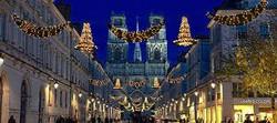 Rue Jeanne d'Arc Noël