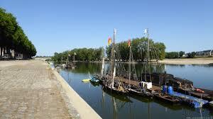 La Loire et ses bâteaux